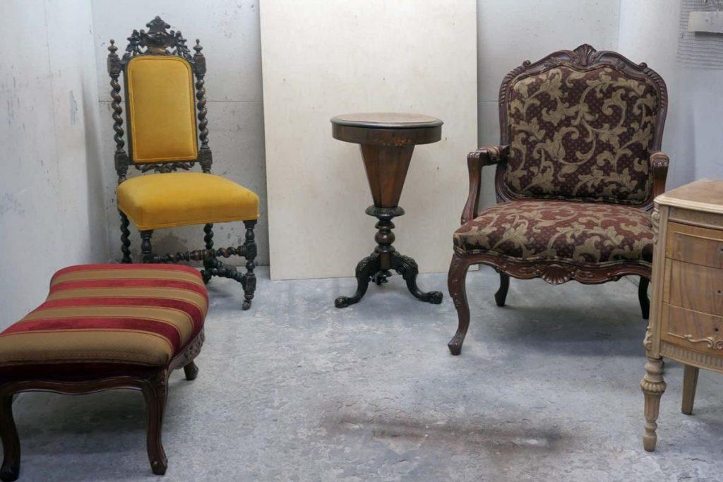 Restored Furniture Ideas – 5 Basic DIY Restoration and Repurposing Projects
